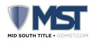 Mid South Title Logo