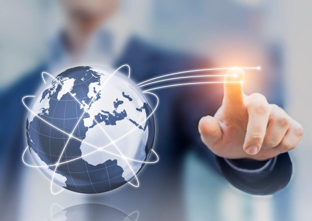 global telecommunications 3d